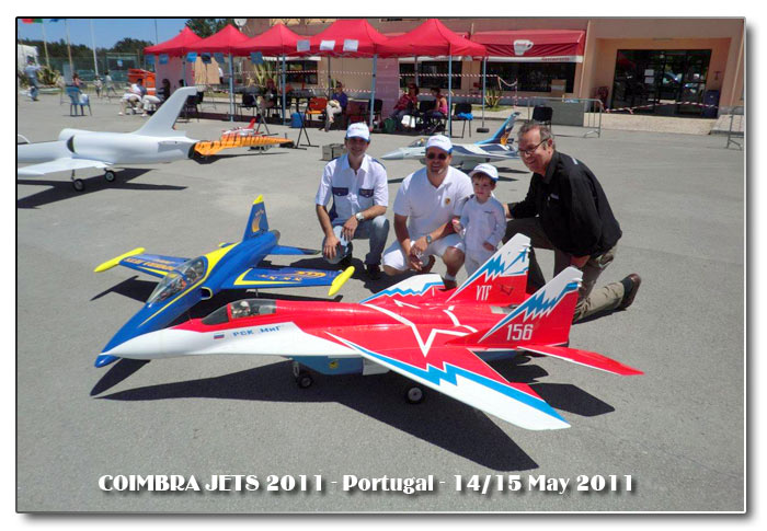 COIMBRA JETS 2011 - Portugal - 14/15 May 2011