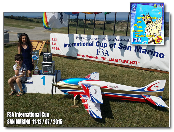 F3A international Cup San Marino 2015