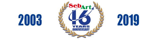 2003 - 2019 16th Anniversary